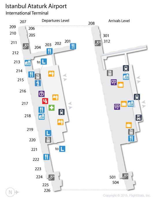 ataturk airport arrivals map Ataturk Airport Istanbul Meet Greet Service ataturk airport arrivals map