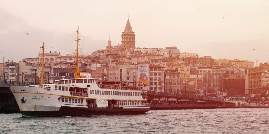 Attractions in İstanbul